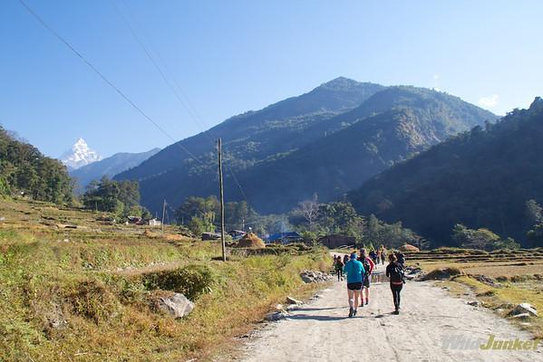 Annapurna Foothills Trek — A Complete Guide